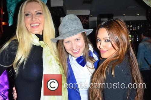 Emma Noble, Arina Pritch and Guest 4