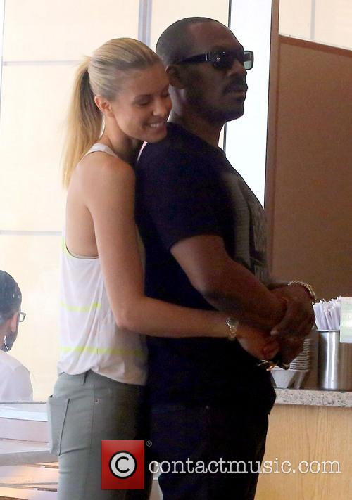 Eddie Murphy and Paige Butcher 13