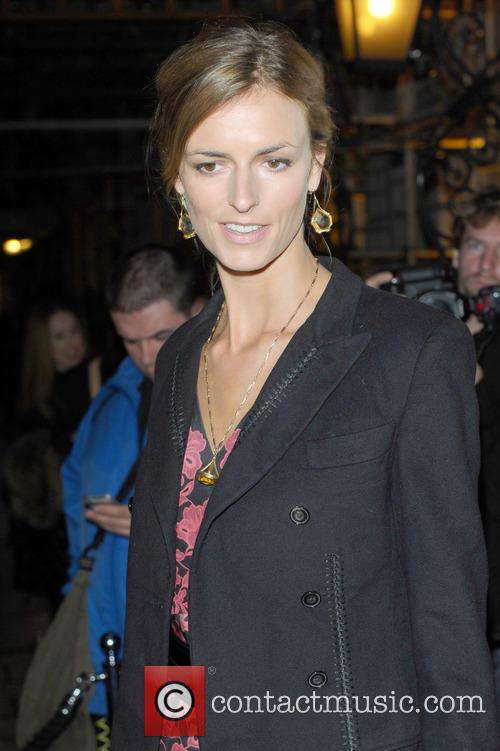 Jaquetta Wheeler, Annabel's, London Fashion Week