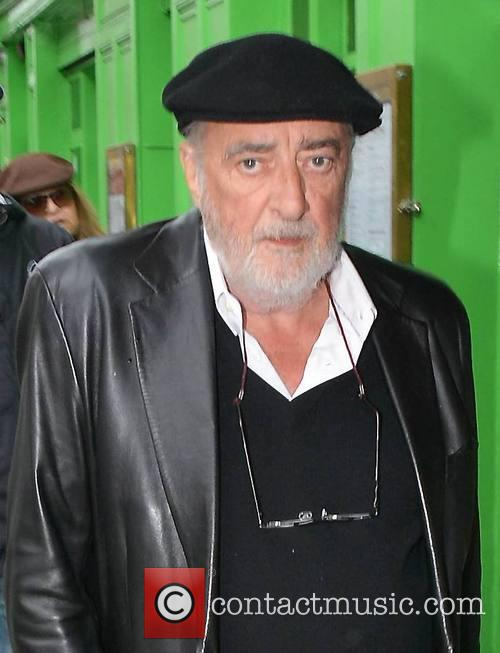 Fleetwood Mac bass guitarist John McVie Spotted