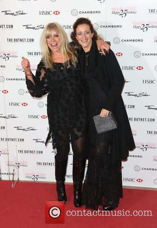 Jo Wood and Leah Wood 1