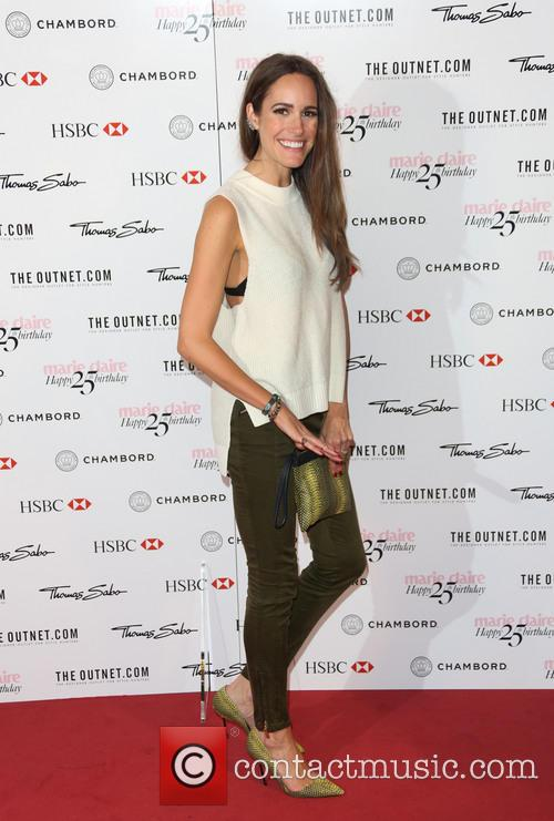 louise roe marie claire 25th birthday celebration 3871055