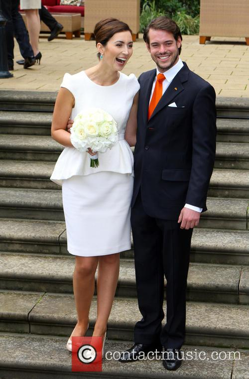 Prince Felix Of Luxembourg and Claire Lademacher 3