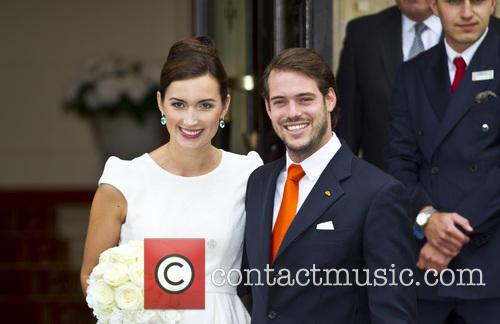 Prince Felix Of Luxembourg and Claire Lademacher 5