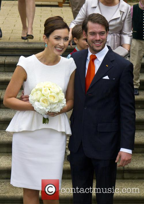 Prince Felix Of Luxembourg and Claire Lademacher 7