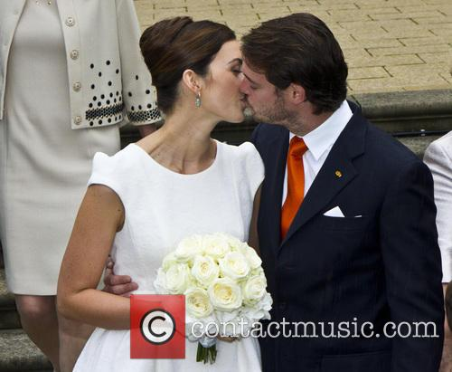 Prince Felix Of Luxembourg and Claire Lademacher 9