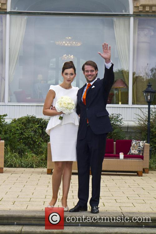 Prince Felix Of Luxembourg and Claire Lademacher 10