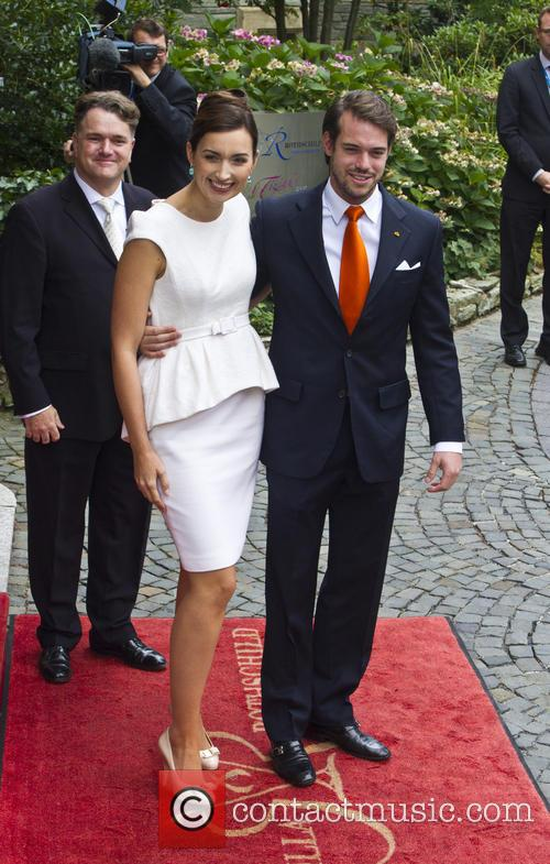 Prince Felix Of Luxembourg and Claire Lademacher 1