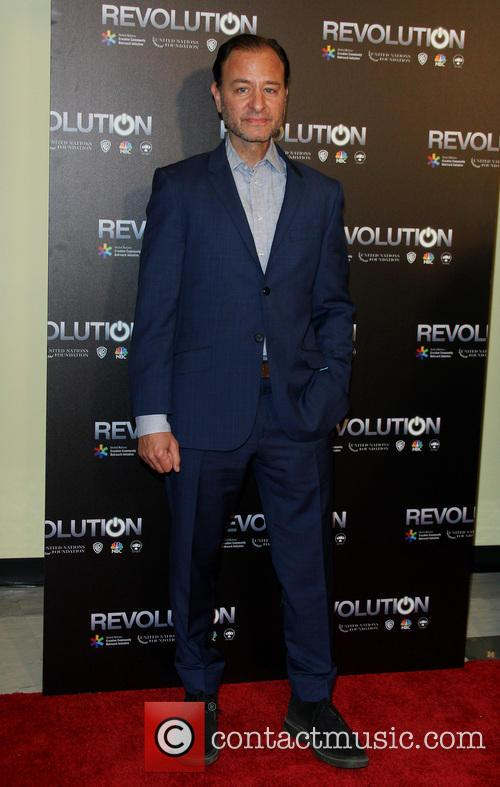 Premiere of 'Revolution: The Power of Entertainment'