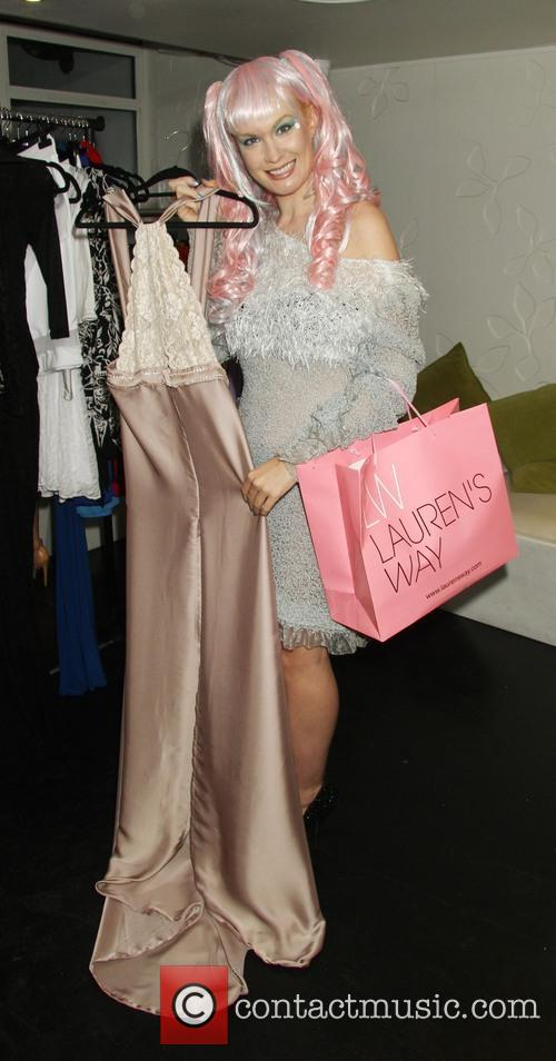 kitty brucknell bloggers love gifting suite event 3872278