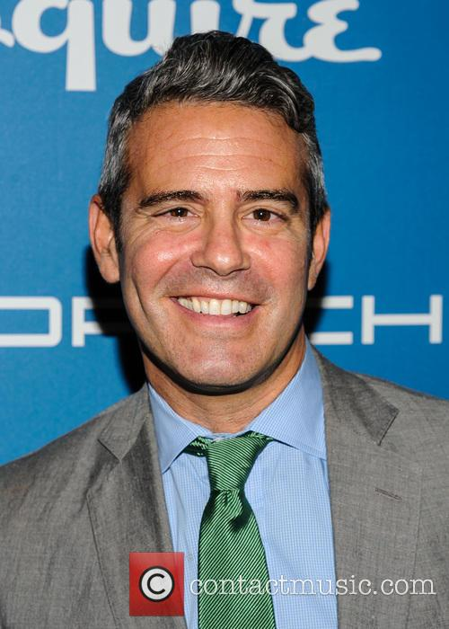 Celebration and Andy Cohen 8