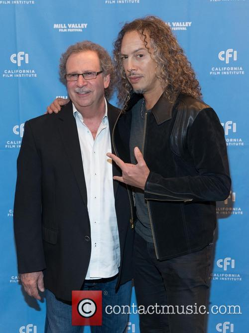 Mark Fishkin and Kirk Hammett 5