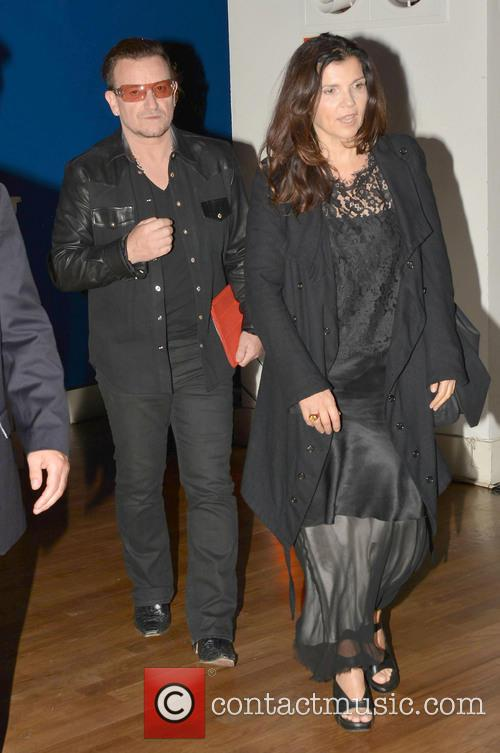 Bono and Ali Hewson 6