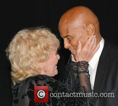 Harry Belafonte and Clark 2