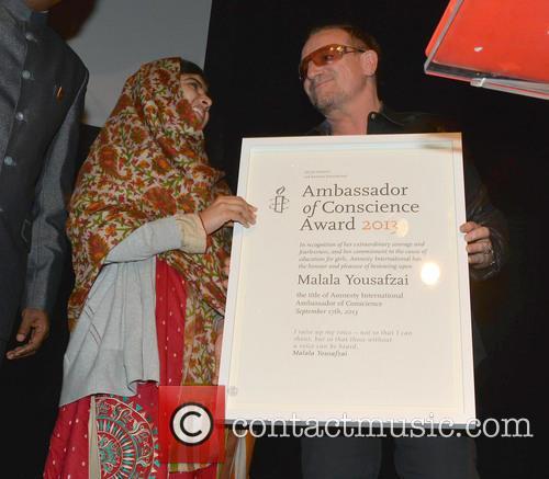 Amnesty International announces the Ambassador of Conscience Award 2013