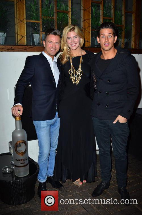 Sam Dowler, Francesca Hull and Ollie Locke 5