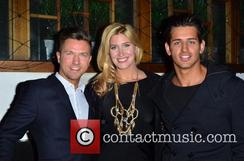 Sam Dowler, Francesca Hull and Ollie Locke 8