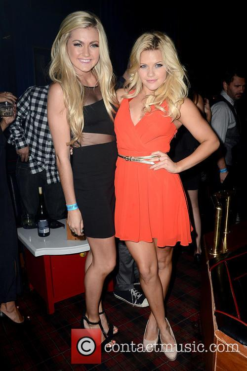 Witney Carson and Lindsay Arnold 2