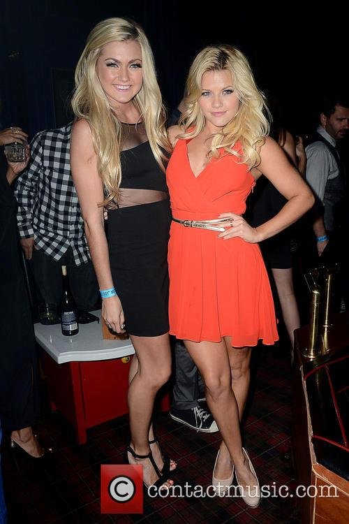 Witney Carson and Lindsay Arnold 3