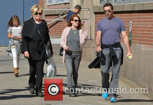 Hugh Jackman and Deborra-lee Furness 6