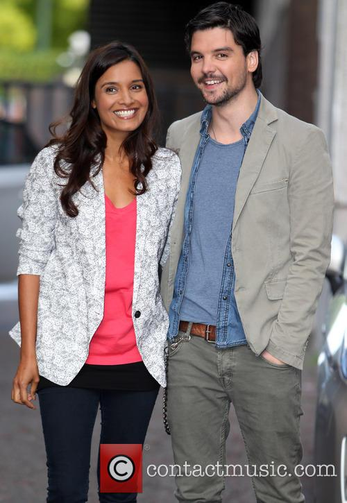 Andrew Lee Potts and Shelley Conn 2