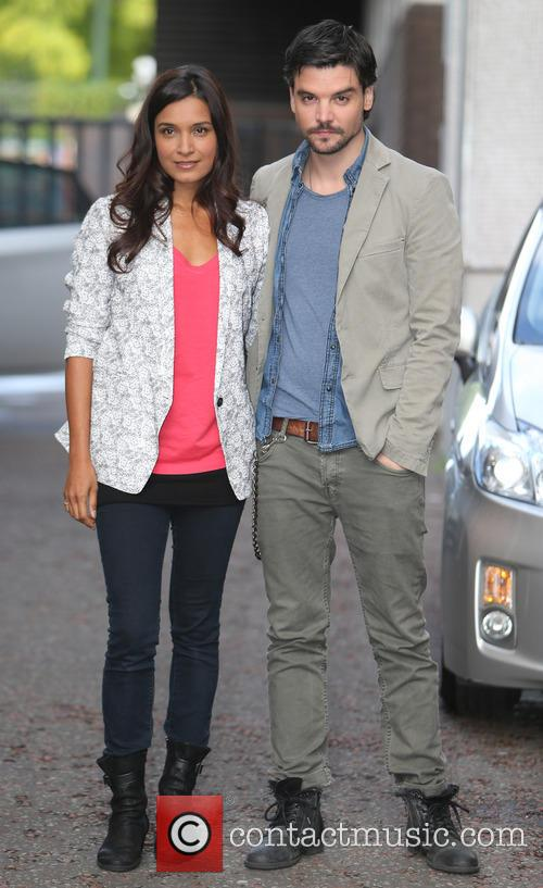Andrew Lee Potts and Shelley Conn 5