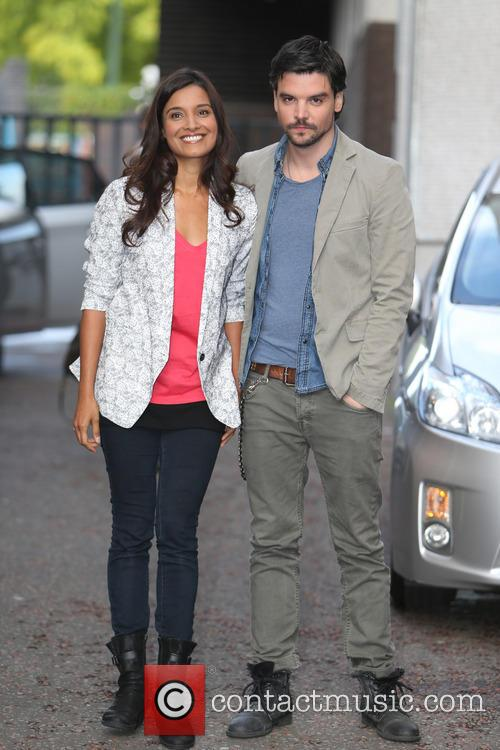 Andrew Lee Potts and Shelley Conn 6