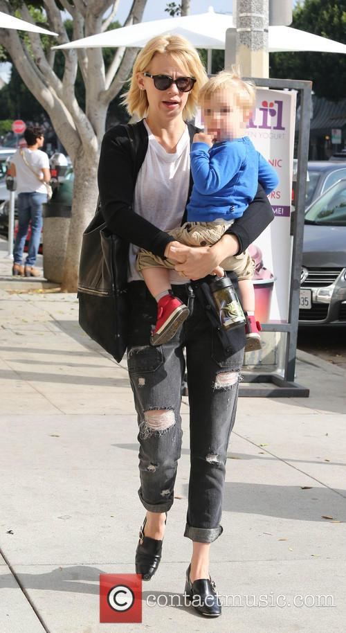 January Jones and Xander 6
