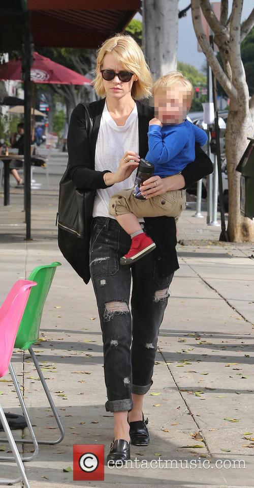 january jones xander january jones out and about 3872520