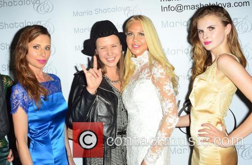 Maria Shatalova, Models and Designer Arina Pritch 10
