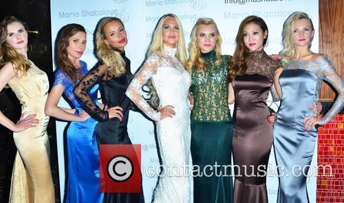 Maria Shatalova and Models 5