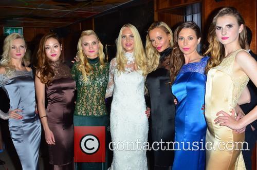 Maria Shatalova and Models 11
