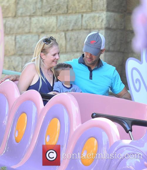 Melissa Joan Hart, Mark Wilkerson and Tucker Mcfadden Wilkerson 8
