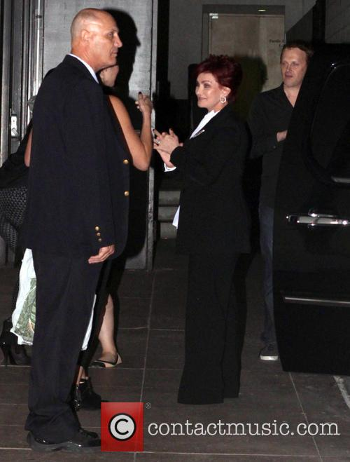sharon osbourne sharon osbourne leaves the grove 3872933