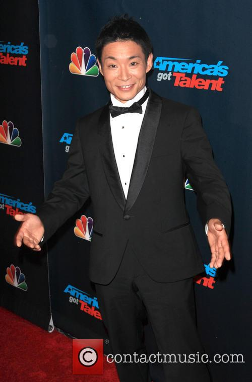 America's Got Talent and Kenichi Ebina 2