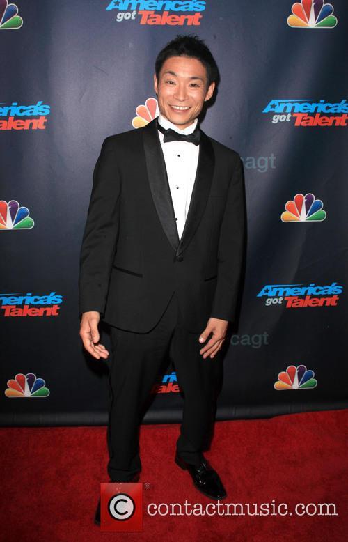 America's Got Talent and Kenichi Ebina 3