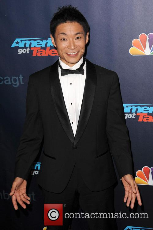 America's Got Talent and Kenichi Ebina 1