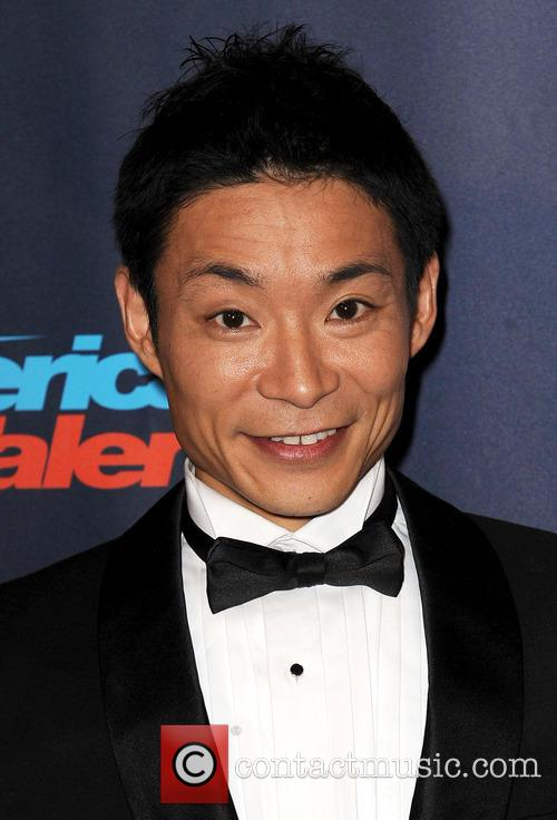 America's Got Talent and Kenichi Ebina 6