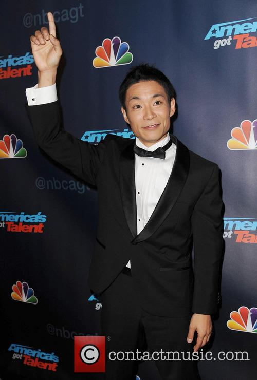 America's Got Talent and Kenichi Ebina 7
