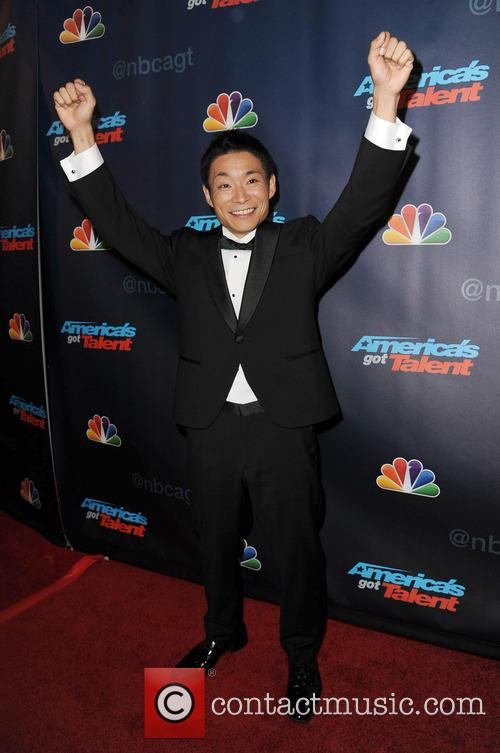 America's Got Talent and Kenichi Ebina 8