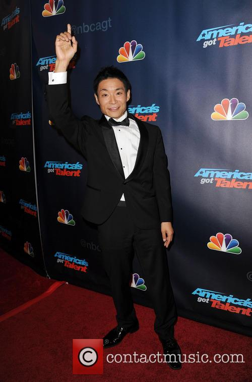 America's Got Talent and Kenichi Ebina 10
