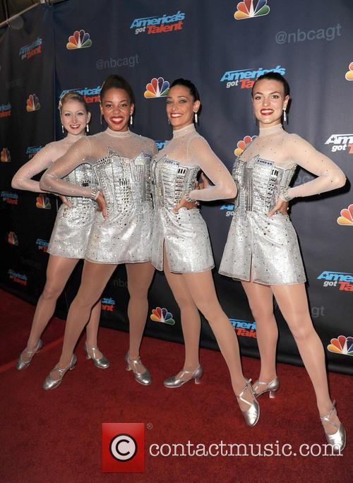 America's Got Talent and Radio City Rockettes 5