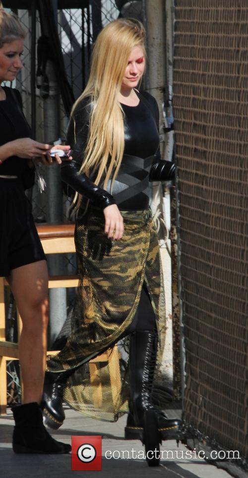 Avril Lavigne 6