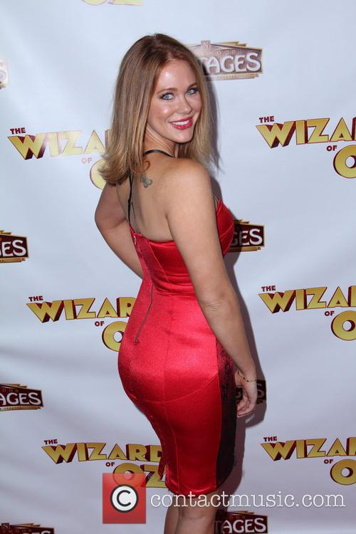 Wizard Of Oz and Maitland Ward 1