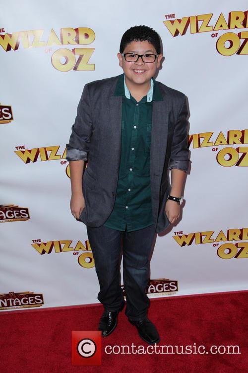Rico Rodriguez, Pantages Theatre