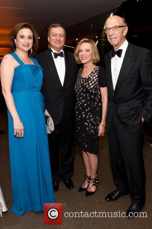 Dolly Chammas, George Chammas, Ann Fisher and Bob Fisher 1