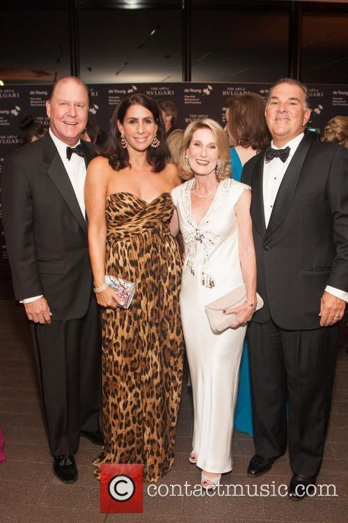 John Grotts, Lisa Grotts, Lorna Meyer Calas and Dennis Calas 2
