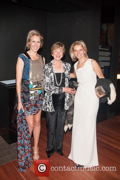 Lauren Goodman, Pam Kramlich and Leigh Matthes 1