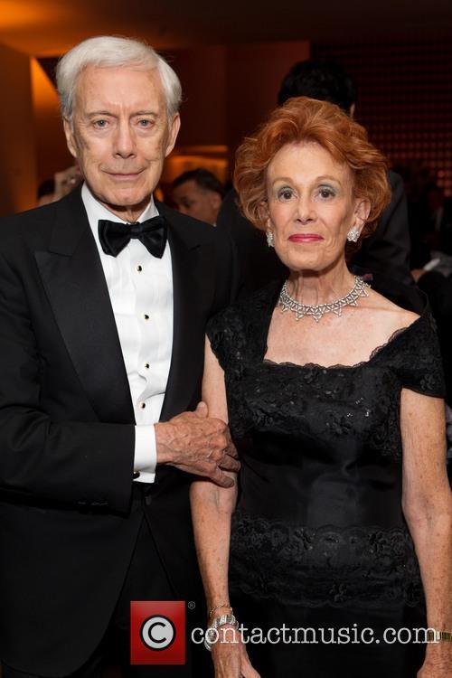 Robert Girard and Phoebe Cowles 1