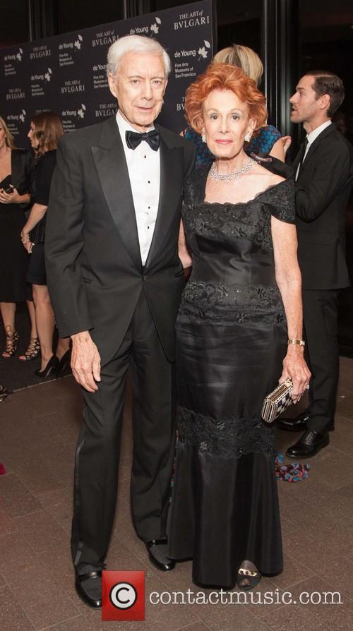 Robert Girard and Phoebe Cowles 2